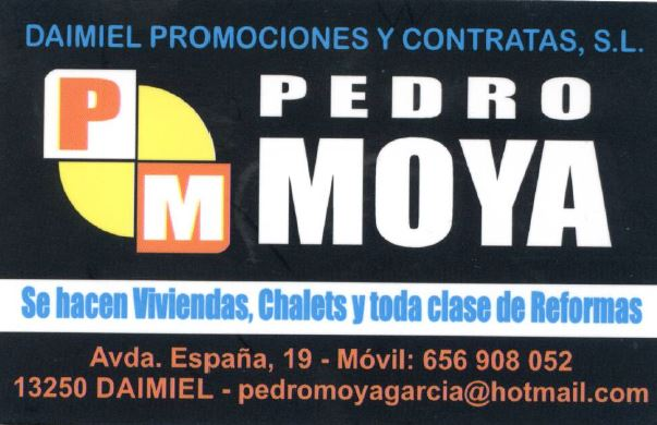 Pedro Moya