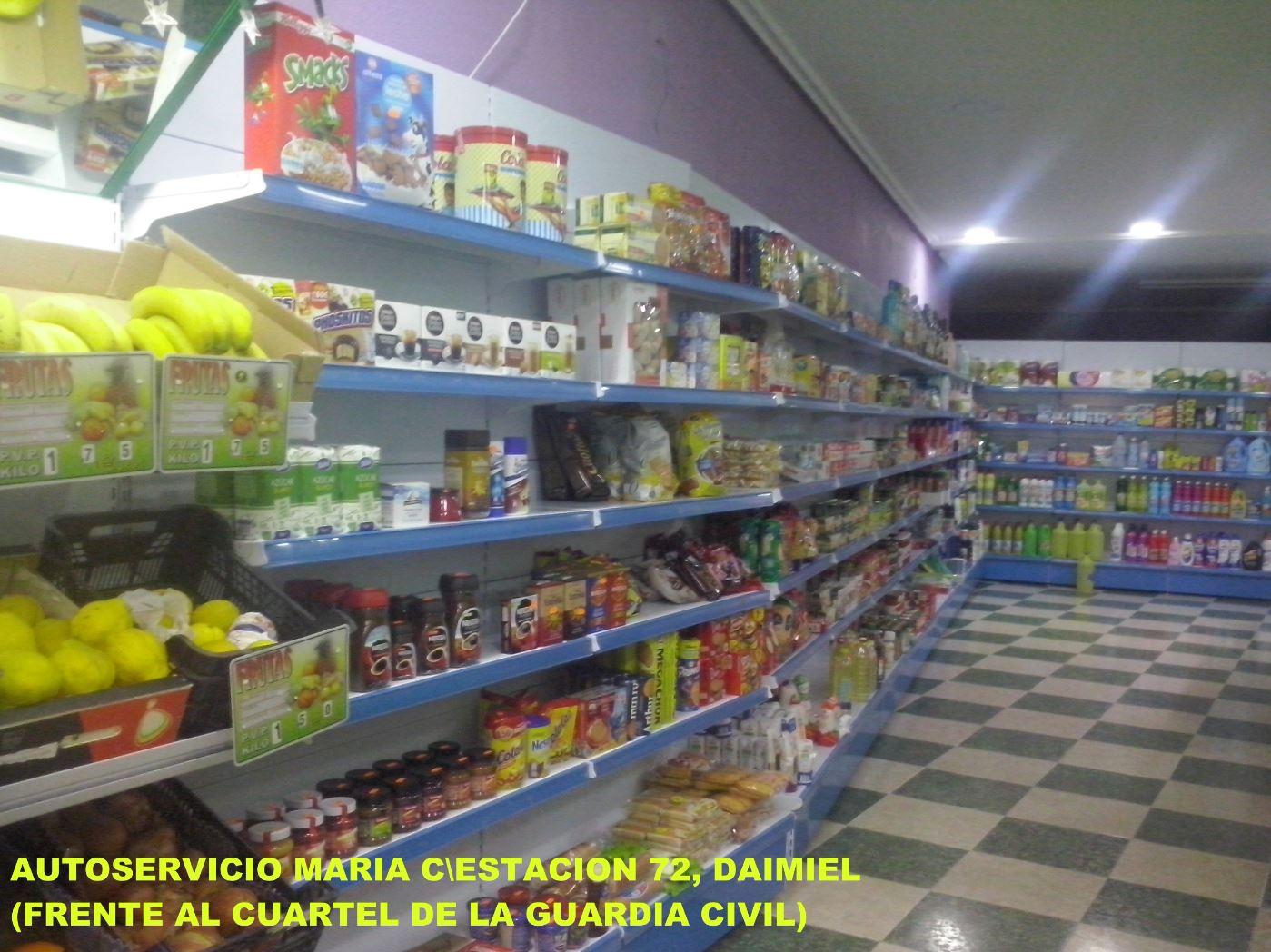 AUTOSERVICIO MARIA