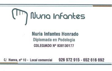 NURIA INFANTES
