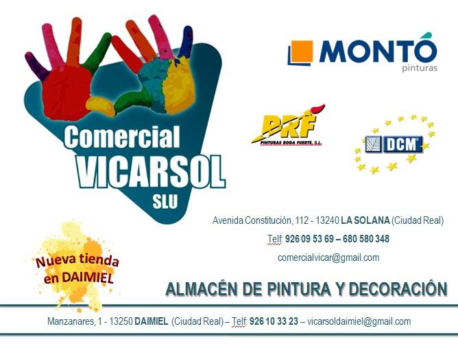 MONTÓ PINTURA VICARSOL