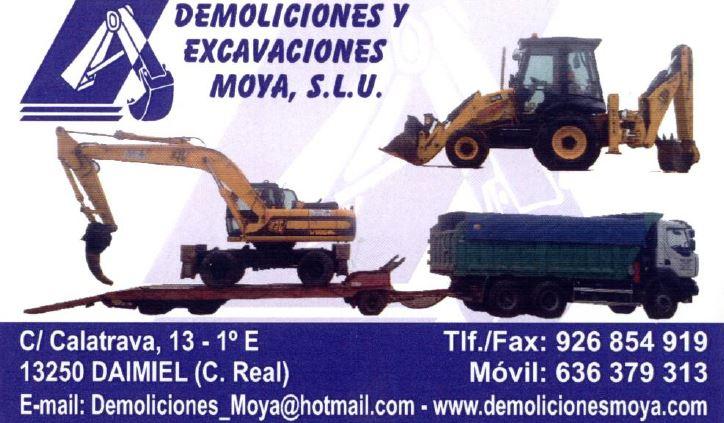 Demoliciones Moya