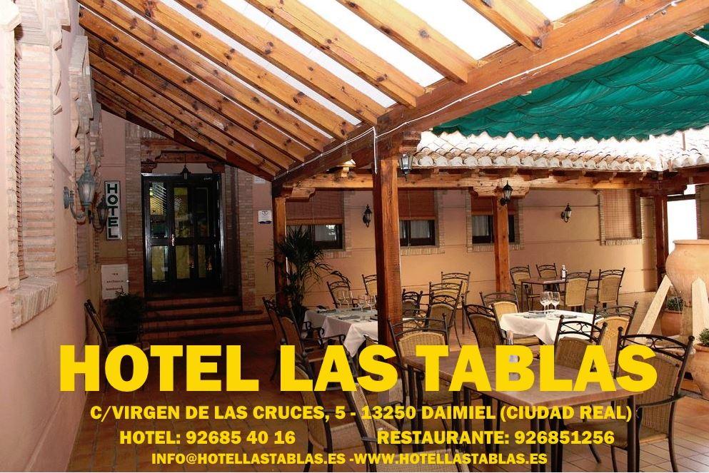 Hotel Las Tablas