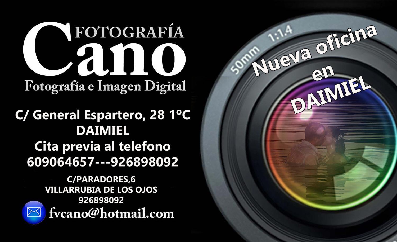Fotografía Cano
