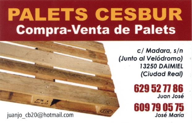 Palets Cesbur