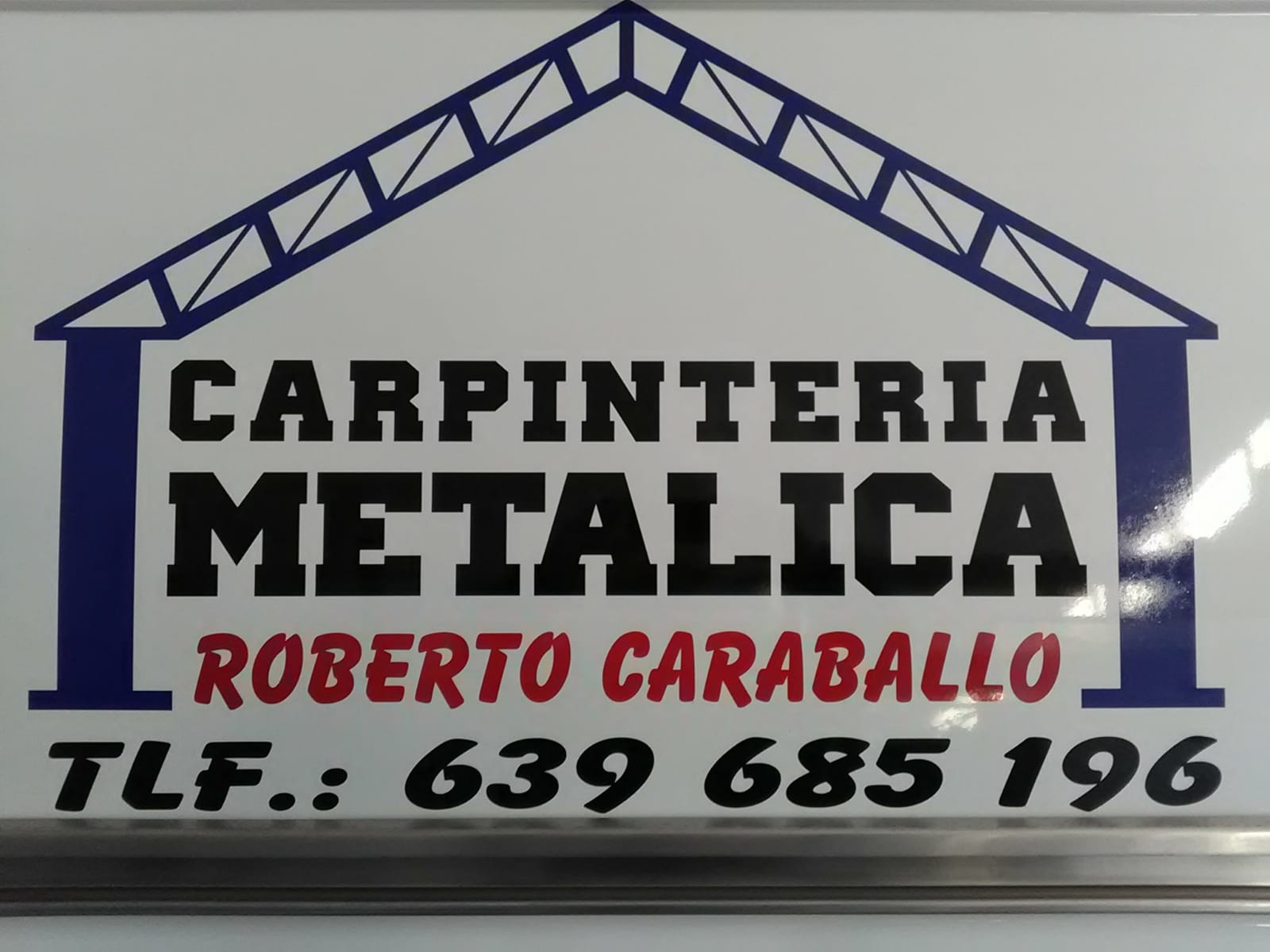 CARPINTERIA METALICA ROBERTO CARABALLO