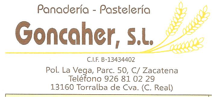Panaderia Goncacher