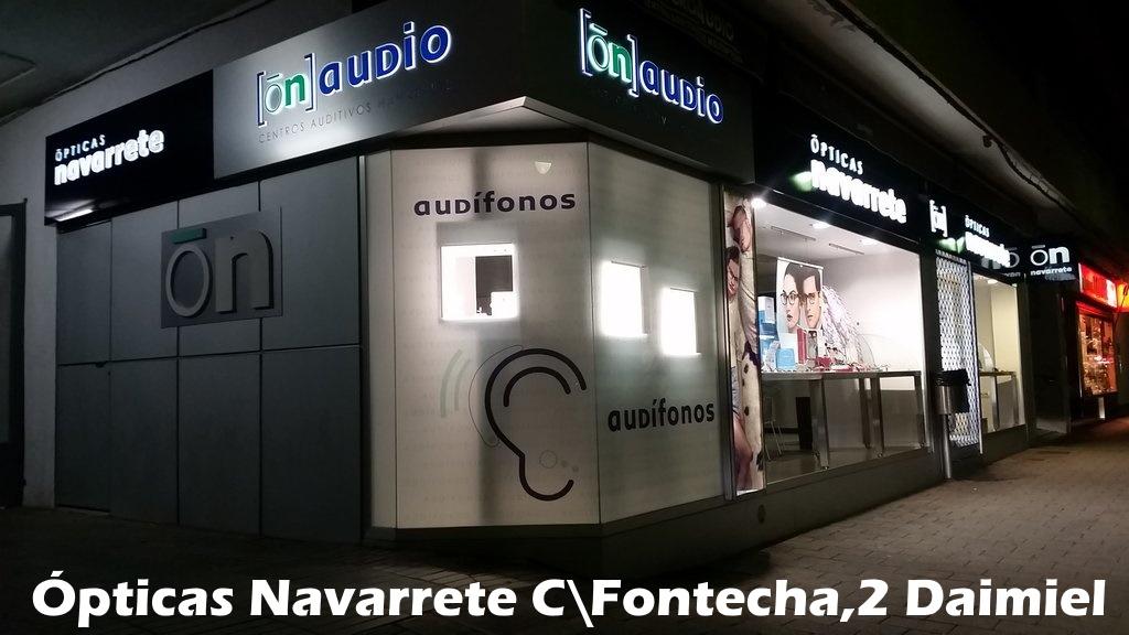 Opticas Navarrete