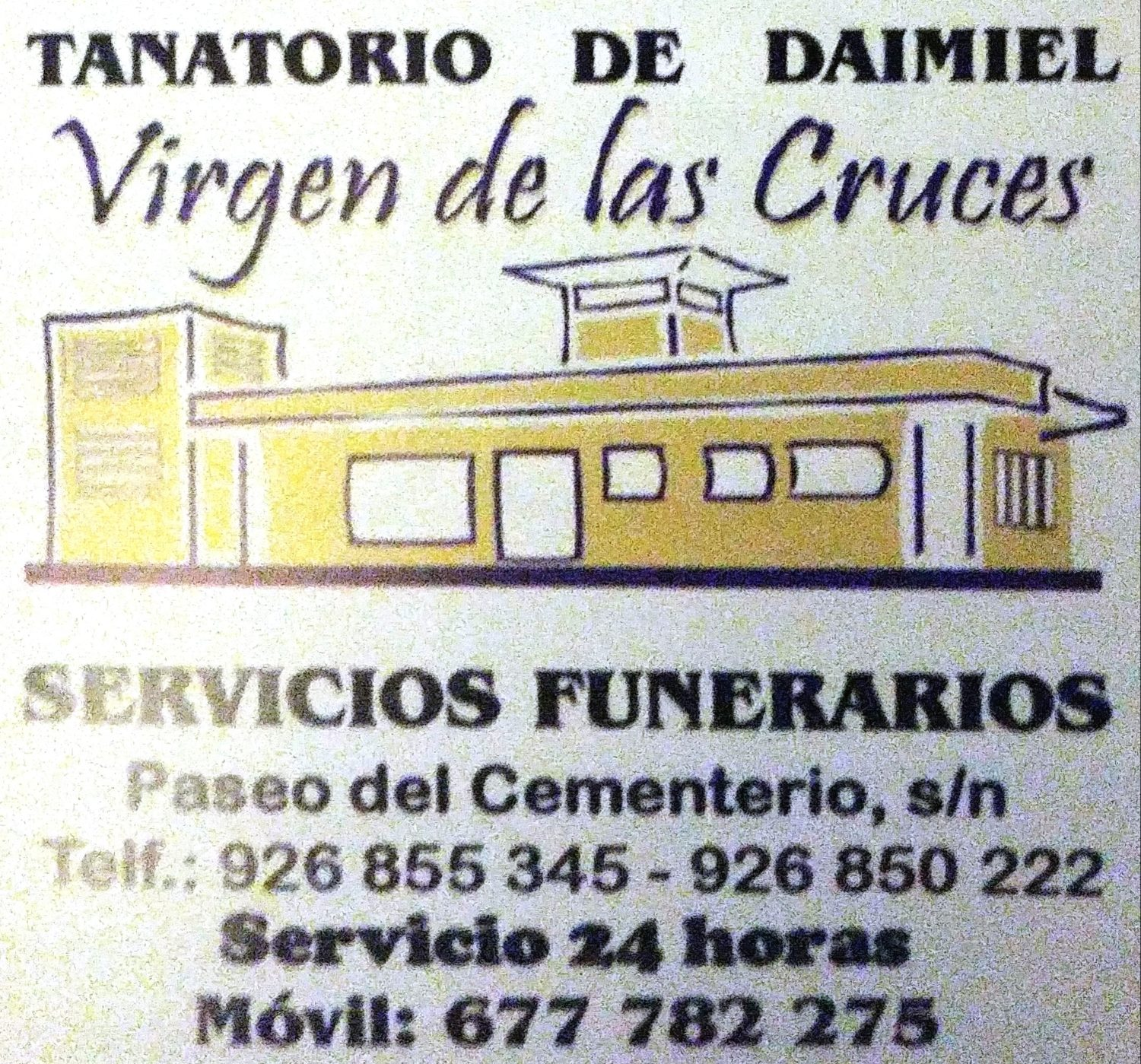 Tanatorio Virgen de las cruces