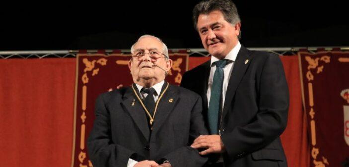 FALLECE MANUEL GARCÍA-MUÑOZ, MEDALLA DE HONOR CIUDAD DE DAIMIEL 2018