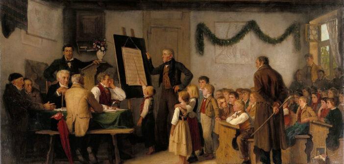 LA EDUCACION PRIMARIA EN DAIMIEL DURANTE EL SIGLO XIX – II.